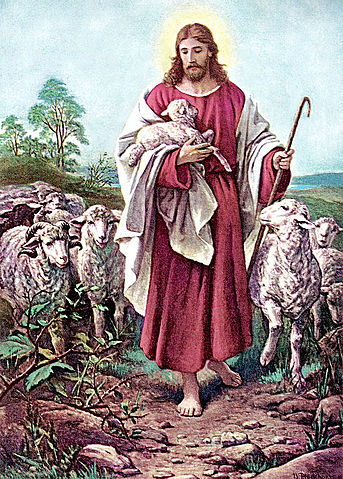 https://upload.wikimedia.org/wikipedia/commons/thumb/7/71/The_Lord_is_my_Good_Shepherd.jpg/343px-The_Lord_is_my_Good_Shepherd.jpg
