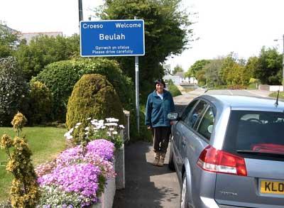 Landing in Beulah
