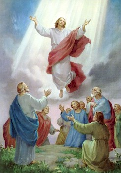 Ascension of Jesus