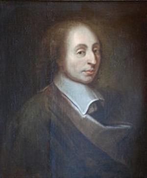Blaise Pascal, 1623-1662