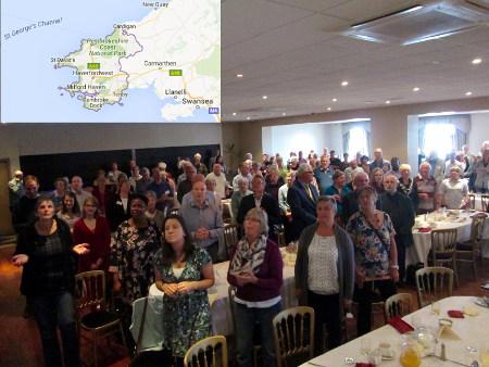 More Pembrokeshire folks