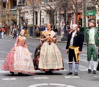 traditional dress of historic Spain